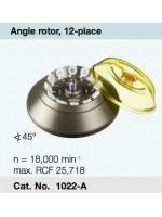 Ротор 12 x 0.2-2.0 мл 4х100 мл, для центрифуги Hettich EBA 21 (Hett 1022-A)
