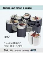 Поворотно-откидной ротор к центрифуге Hettich Roto Silenta 630RS (4176)