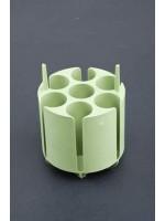 Набор из 4-х адаптеров,каждый для 7 конических пробирок 50мл (d=29,5mm, h=120mm),Thermo (75003638)