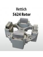 Бакет-ротор (колебательный) 4х750 мл. или 4х450 мл к Rotanta 460 (Hettich, Кат. № 5624)