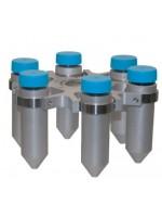 Бакет-ротор R-6 для LMC-3000, LMC-4200R, 4200 об/мин, 1700g, для пробирок 6х50 мл, Biosan (Кат № BS-010208-DK)
