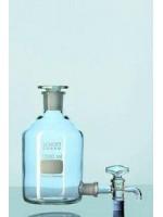 Склянка  с нижним тубусом и краном NS, 10000 мл. (Кат. 247028604)