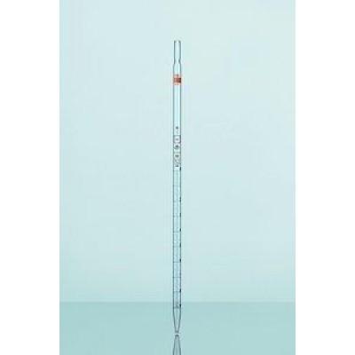 Пипетка измерительная , 10 мл, на полный и частичный слив, класс AS (Кат. 243452902)